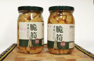 茶山嚴選-甘醇脆筍