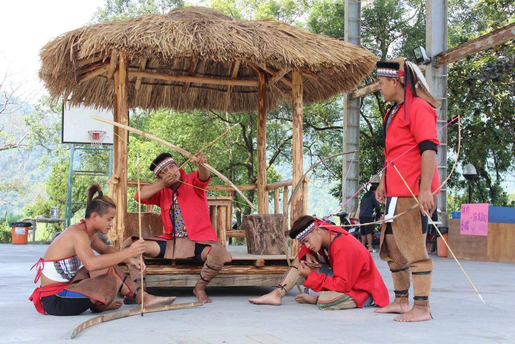 珈雅瑪 茶山 鄒族