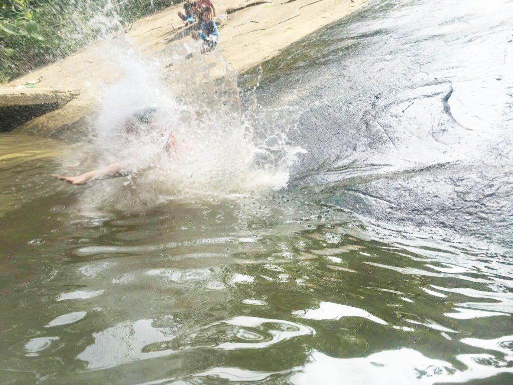 茶山部落 玩水 體驗遊程